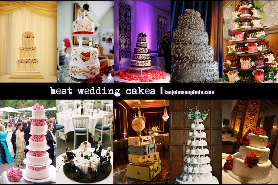 tuscany wedding cake