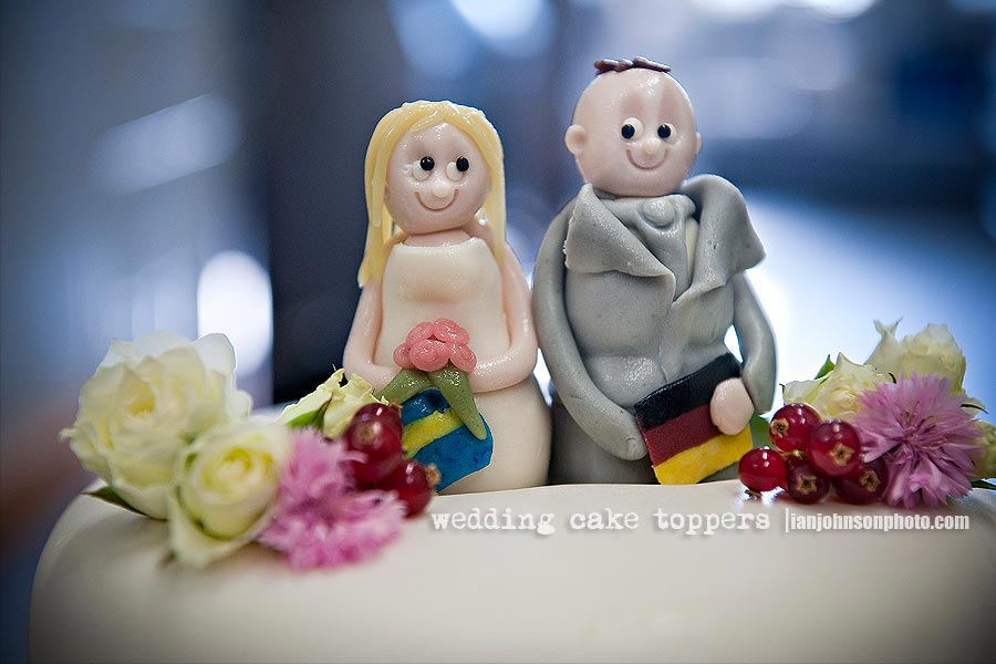 ''model cake toppers''