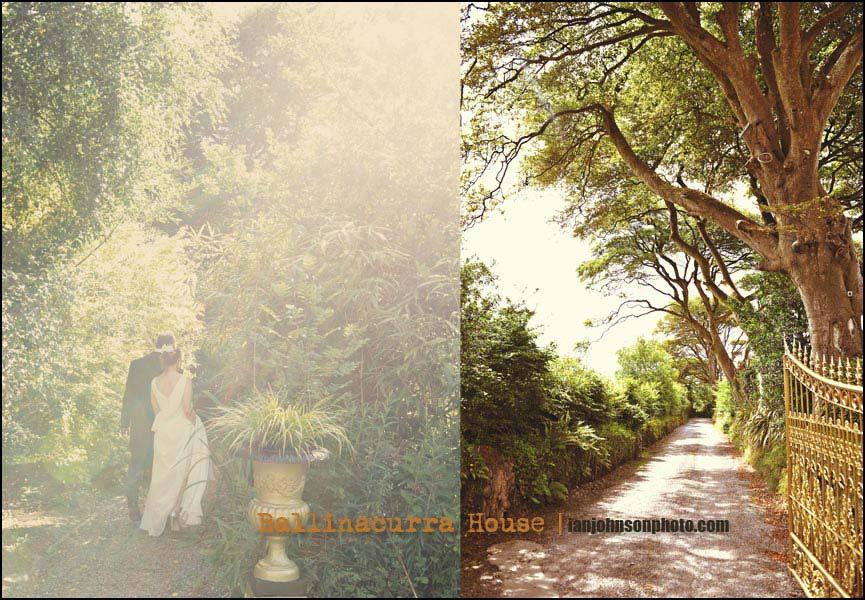 ''destination wedding ireland''