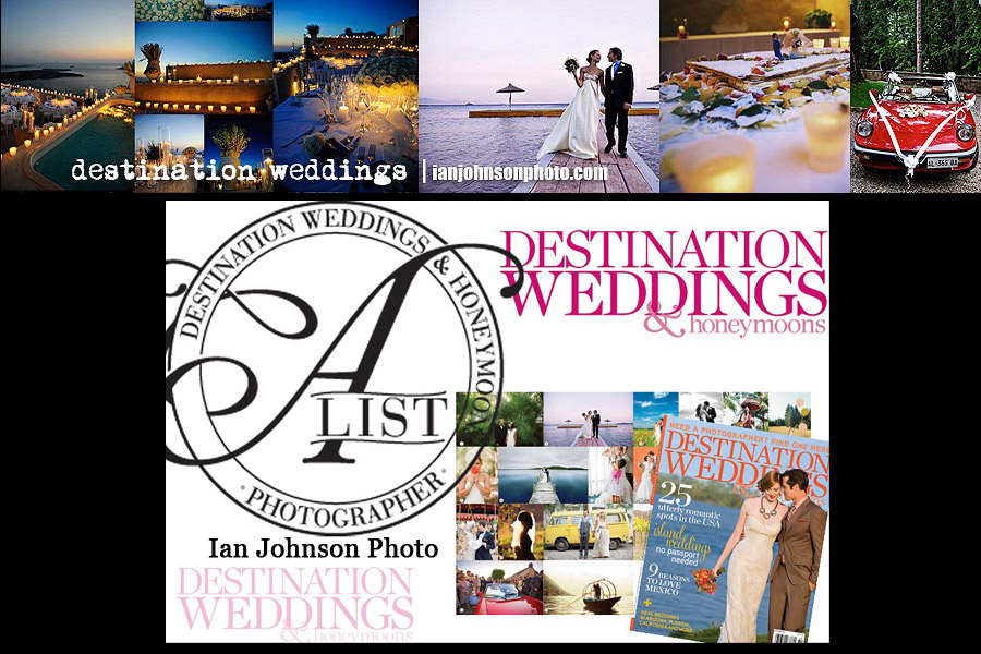 '' top destination wedding photographer ''