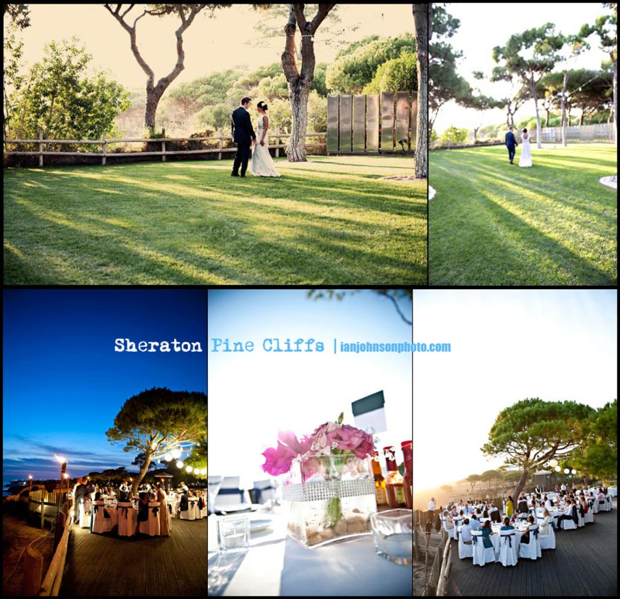 ''Algarve wedding photos''