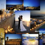 Santorini Destination weddings magazine copy
