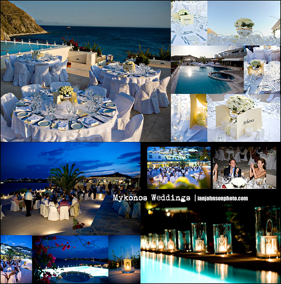 wedding venue mykonos